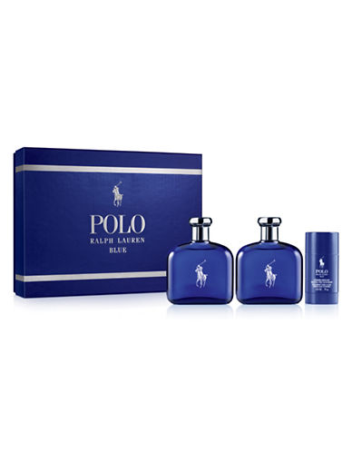 Ralph Lauren Blue Eau de Toilette Three-Piece Set-NO COLOUR-125 ml