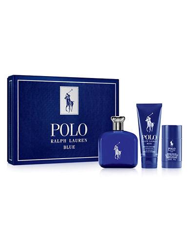Ralph Lauren Polo Blue Eau de Toilette Three-Piece Fathers Day Set ...