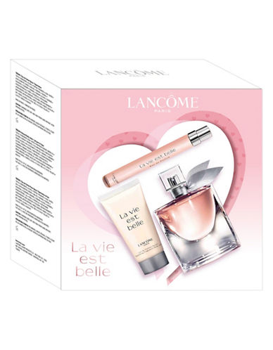 Lancôme 3-Piece Valentine's La Vie est Belle Fragrance Set-NO COLOR-One Size