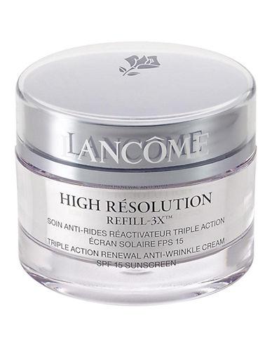 Lancôme High Résolution Eye Refill-3x SPF15-NO COLOUR-50 ml