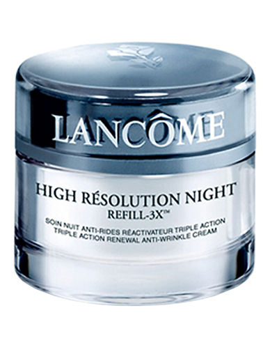 Lancôme High Résolution Night Refill-3X-NO COLOUR-One Size