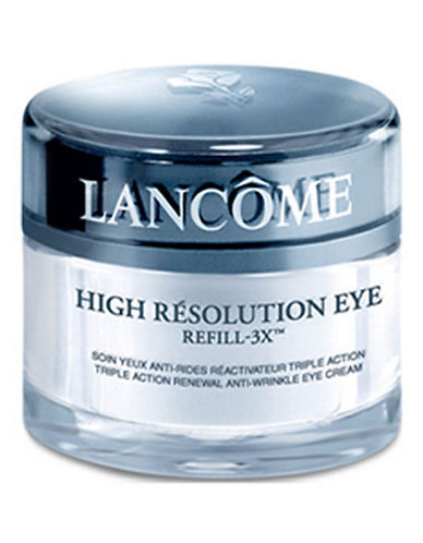 Lancôme High Resolution Eye Refill3X Triple Action Antiwrinkle Eye Cream-NO COLOUR-One Size