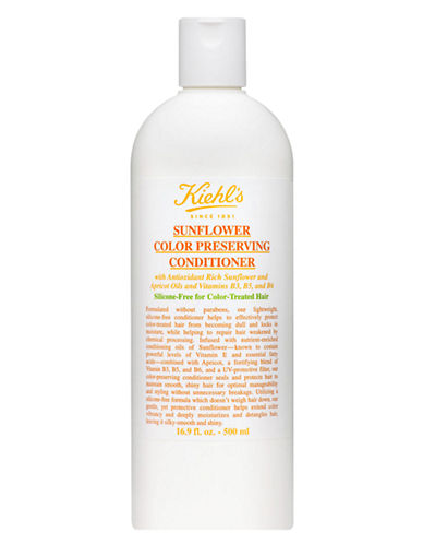 KiehlS Since 1851 Sunflower Color Preserving Conditioner-NO COLOUR-500 ml