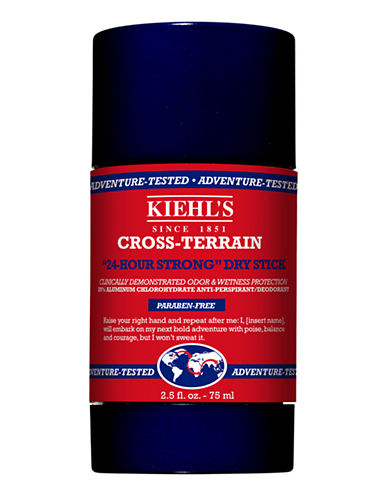 KiehlS Since 1851 Cross-Terrain 24 Hour Strong Dry Stick-NO COLOUR-75 ml