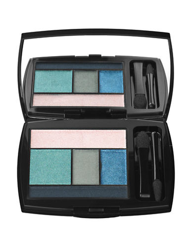 Lancôme Color Design All-In-One 5 Shadow and Liner Palette-TEAL FURY-One Size