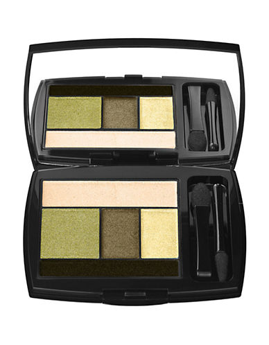 Lancôme Color Design All-In-One 5 Shadow and Liner Palette-JADE FEVER-One Size