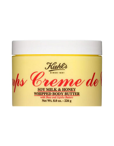 KiehlS Since 1851 Creme de Corps Soy Milk and Honey Whipped Body Butter-NO COLOUR-340 g