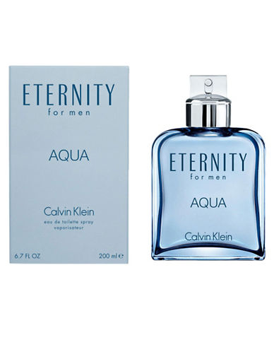 Calvin Klein Eternity For Men Aqua   Eau De Toilette Spray-NO COLOUR-50 ml