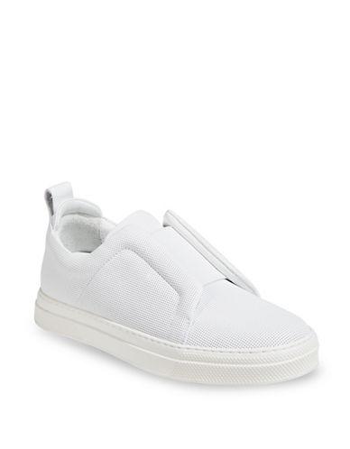 Pierre Hardy White Hudson Sneakers