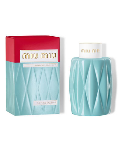 Miu Miu Miu Miu Shower Gel-NO COLOUR-200 ml