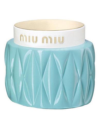 Miu Miu Miu Miu Body Cream-NO COLOUR-150 ml