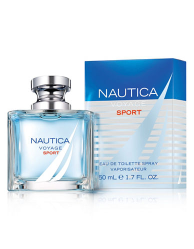 Nautica Voyage Sport Eau de Toilette-NO COLOUR-100 ml