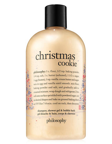 Philosophy Christmas Cookie Multi-Purpose Shower Gel-NO COLOR-480 ml