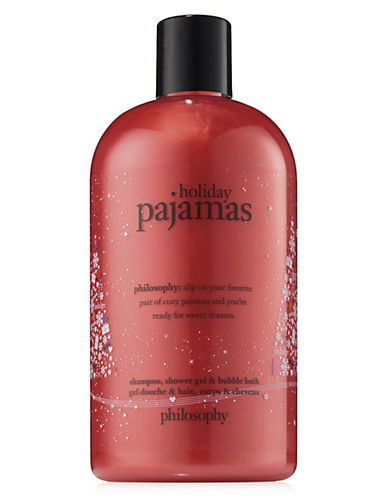 Philosophy Holiday Pajamas Multi-Purpose Shower Gel-NO COLOR-480 ml