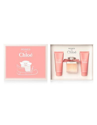 Chloé Roses de Chloé Three-Piece Holiday Set-NO COLOUR-75 ml