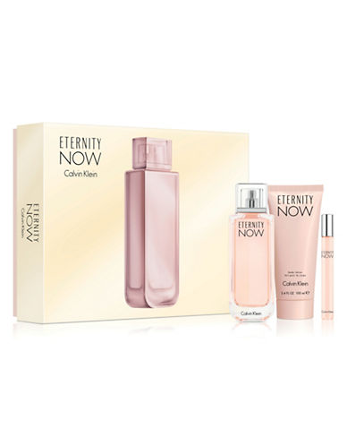 Calvin Klein Eternity Now Three-Piece Holiday Set-NO COLOUR-100 ml