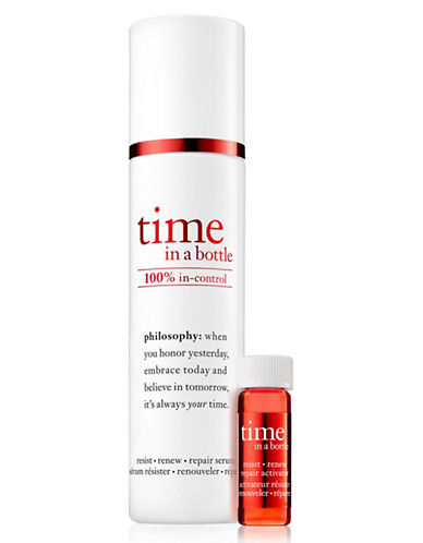 Philosophy Time in a Bottle 100 Percent In-Control-NO COLOUR-40 ml