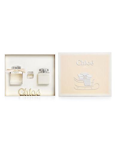 Chloé Three-Piece Chloe Fleur Set-NO COLOUR-75 ml