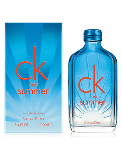 Calvin Klein CK One Summer Eau De Toilette-0-100 ml