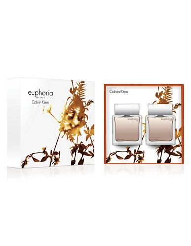 Calvin Klein Two-Piece Euphoria For Men Value Set-0-100 ml
