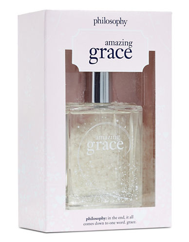 Philosophy Amazing Grace Snow Globe Perfume-NO COLOR-60 ml