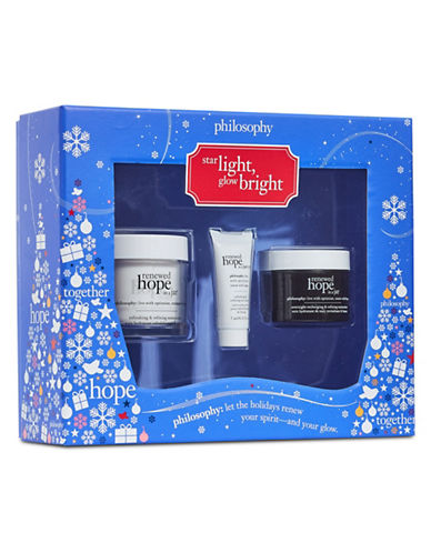 Philosophy Three-Piece Path to Renewal Set-NO COLOR-One Size