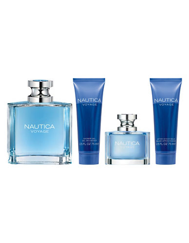 Nautica Nautica Voyage Holiday Four-Piece Set-0-100 ml