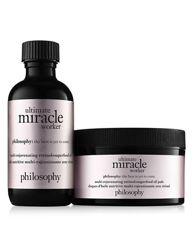Philosophy Ultimate Miracle Worker Pads-NO COLOR-One Size