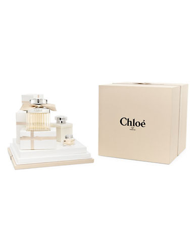 Chloé Eau de Parfum Deluxe Three-Piece Gift Set-0-75 ml