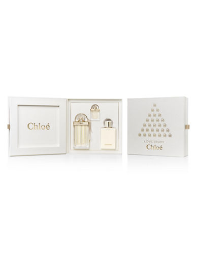 Chloé Love Story Three-Piece Gift Set-0-75 ml
