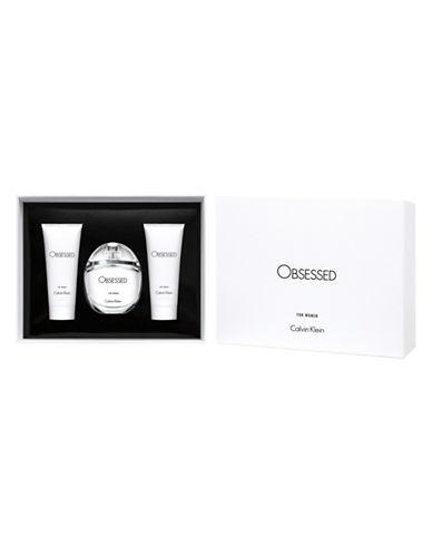 Calvin Klein Obsessed Three-Piece Gift Set-0-100 ml