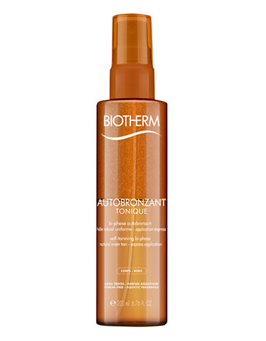 Biotherm Autobronzant Tonique-NO COLOUR-One Size