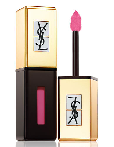 Yves Saint Laurent Glossy Stain Pop Water-205 PINK RAIN-One Size