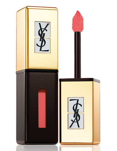 Yves Saint Laurent Glossy Stain Pop Water-207 JUICY PEACH-One Size