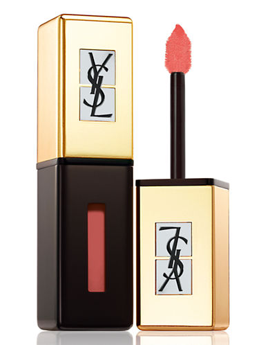 Yves Saint Laurent Glossy Stain Pop Water-208 WET NUDE-One Size