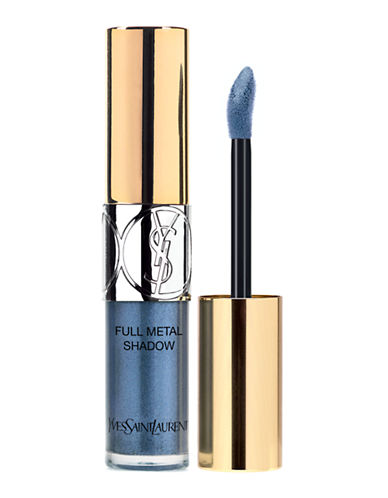 Yves Saint Laurent Full Metal Shadow-10 WET BLUE-One Size