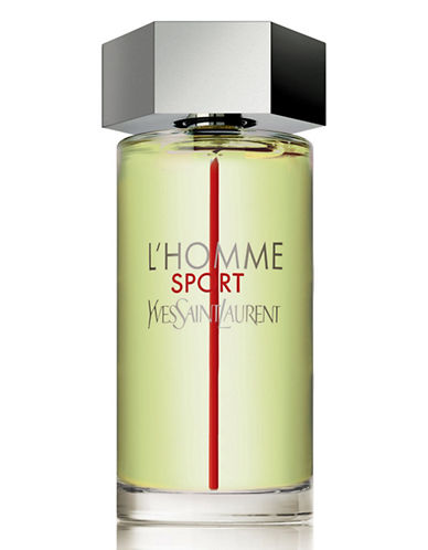 Yves Saint Laurent L Homme Sport Eau de Toilette-NO COLOUR-185 ml