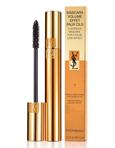 Yves Saint Laurent Mascara Volume Effet Faux Cils-HIGH INTENSITY BLACK-One Size
