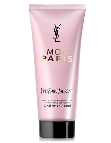 Yves Saint Laurent Mon Paris Perfumed Body Lotion-NO COLOUR-200 ml