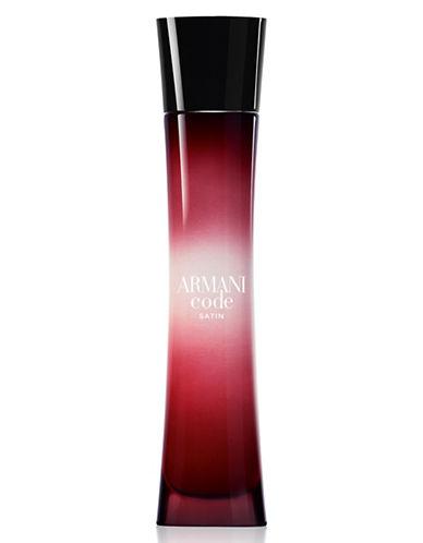 Giorgio Armani Code Satin Eau De Parfum-NO COLOUR-75 ml