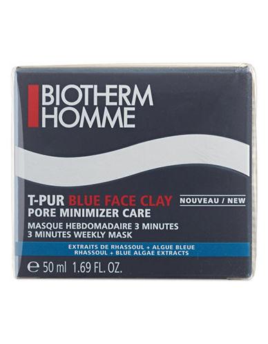 Biotherm T-Pur Blue Face Clay Pore Minimizer Care-NO COLOUR-50 ml