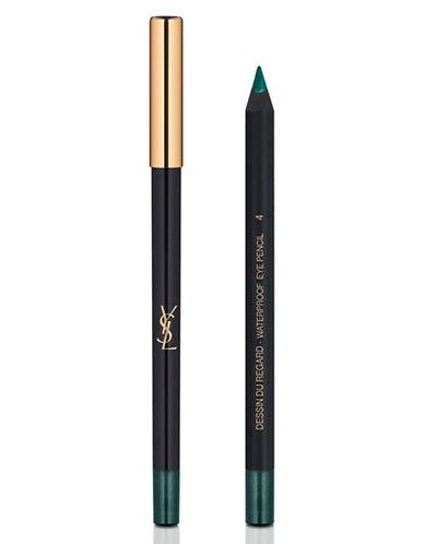 Yves Saint Laurent Dessin Du Regard Waterproof Eye Pencil-GREEN-One Size