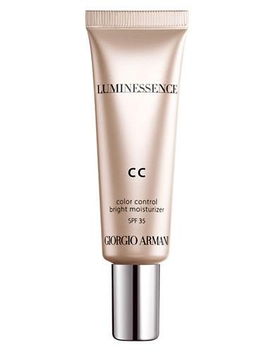 Giorgio Armani Luminessence CC Colour Control Moisturizer SPF35-6.5-30 ml