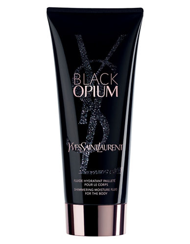 Yves Saint Laurent Black Opium Body Lotion-NO COLOUR-200 ml
