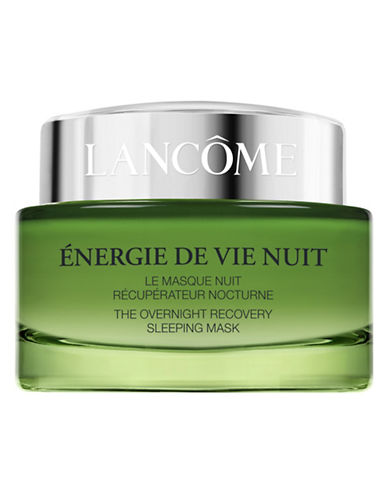 Lancôme Energie De Vie Sleeping Face Mask-NO COLOR-75 ml
