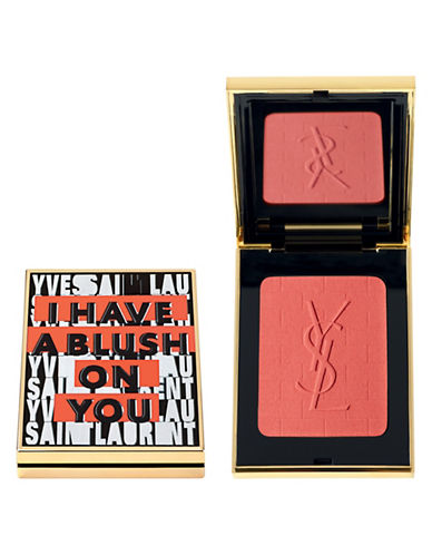 Yves Saint Laurent The Street and I Face Palette-ORANGE-One Size