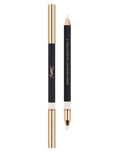 Yves Saint Laurent Dessins du Regard Eye Pencil-WHITE-One Size