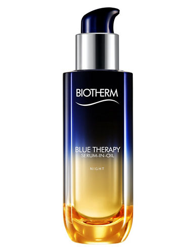 Biotherm Blue Therapy Serum-In-Oil Night-NO COLOUR-30 ml
