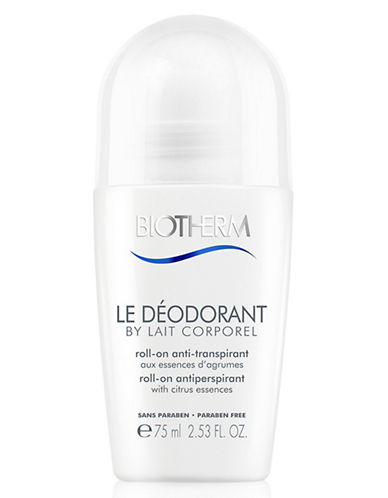 Biotherm Lait Corporeal Deodorant-NO COLOUR-75 ml