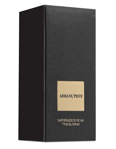 Giorgio Armani Prive Travel Spray Case-NO COLOR-One Size
